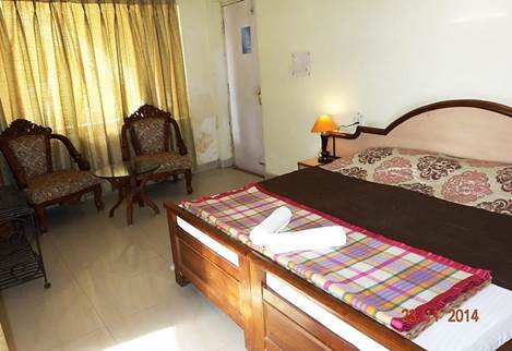 rooms with garden in rishikesh