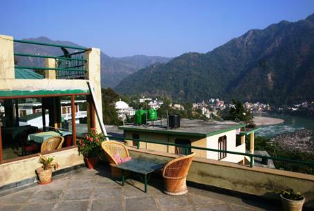 luxury rooms in rishikesh
